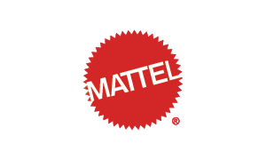 Mattel badge transparent logo